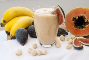 smoothie papaya